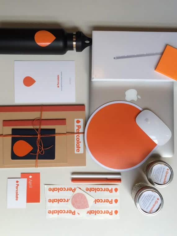 onboarding percolate new employee pack