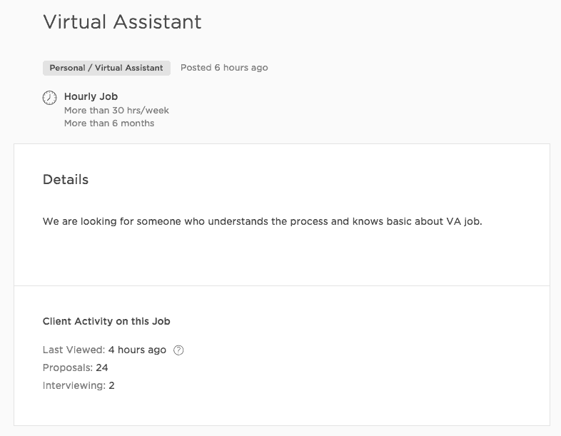 virtual assistants ads
