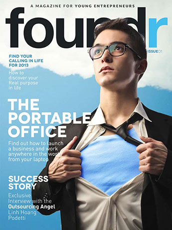 foundr entrepreneur digital magazine