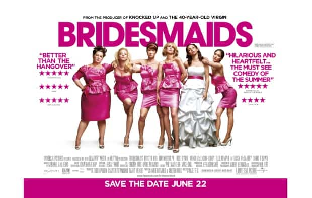 social proof bridesmaids