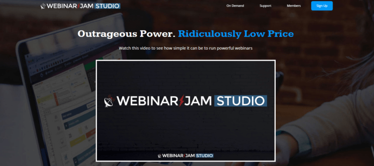 webinar software webinar jams review