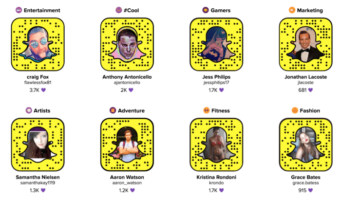 how to get more snapchat views accounts