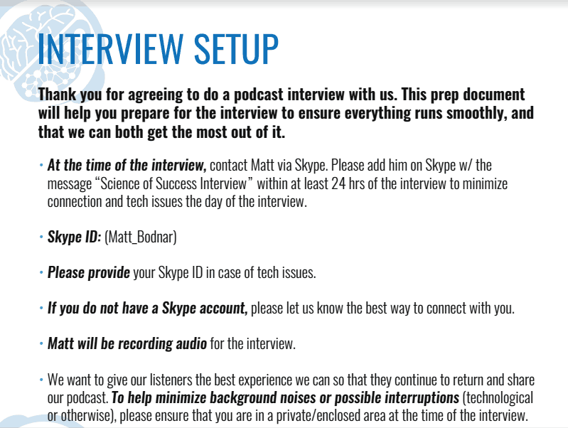How to create a great podcast that people actually listen for Podcast script template