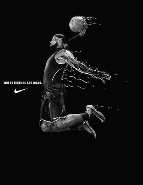 nike lebron james ad marketing strategy for ecommerce business