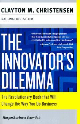 innovators dilemma best entrepreneur books