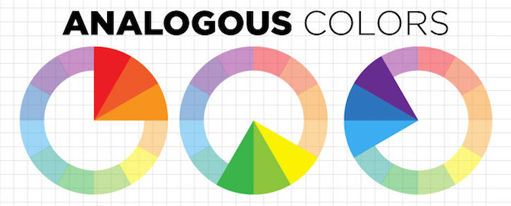 Color-Theory-Graphics-ANALOGOUS logo branding