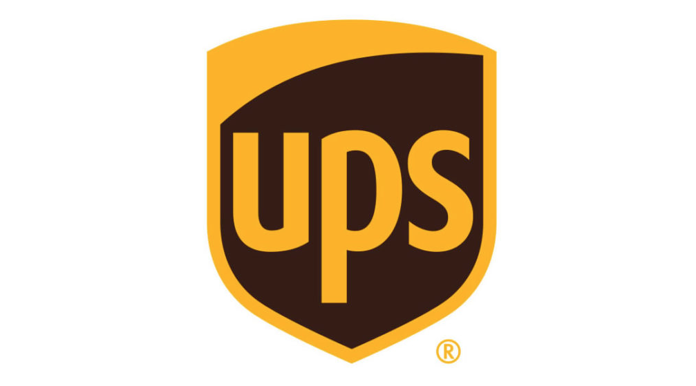 ups branding brown logo