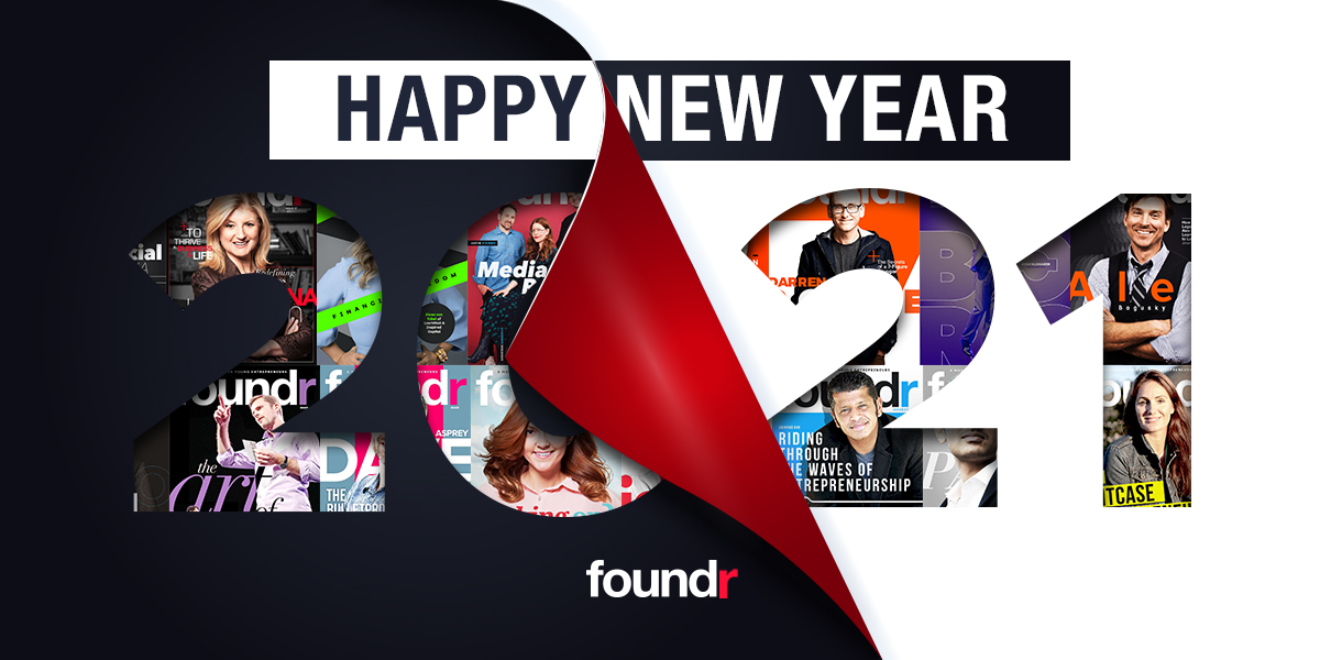 Foundr's Year in Review: Here's Everything that Happened in 2020