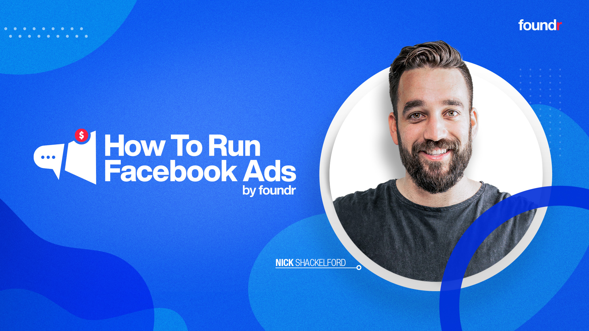nick shackelford facebook ads course cover