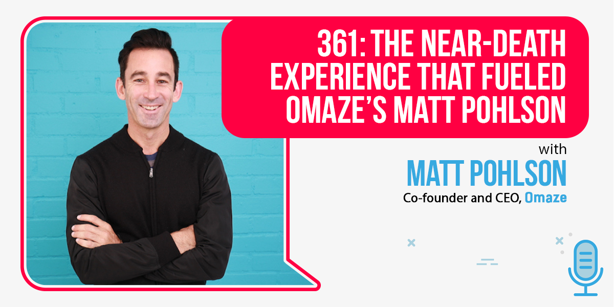 The Near-Death Experience that Fueled Omaze's Matt Pohlson (Interview)